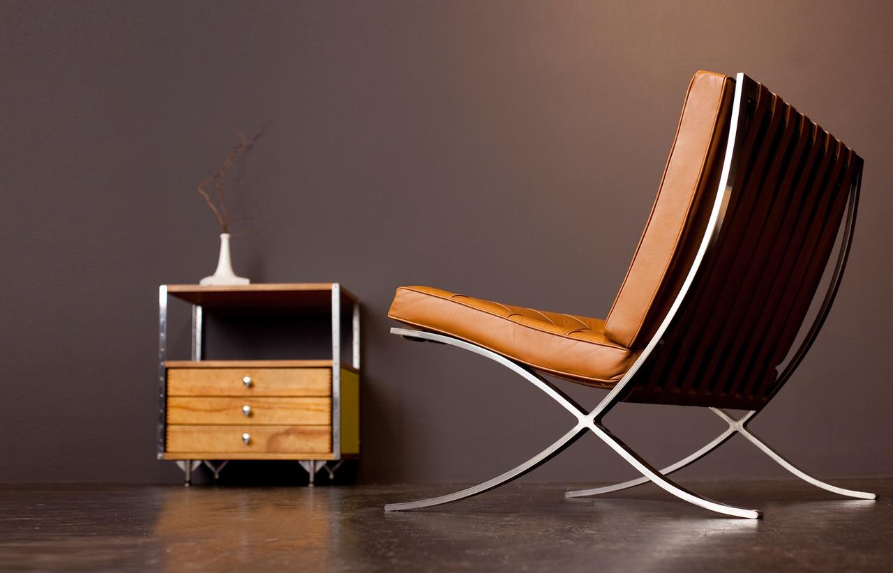 de barcelona chair het verhaal achter de designklassieker. Black Bedroom Furniture Sets. Home Design Ideas